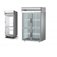 三洋立式玻璃门厨房柜