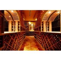 供应酒庄酒窖 酒窖酒架 实木酒窖