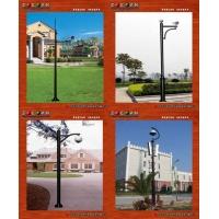 中创安摄像机杆,支架,监控杆,道路灯,交通信号杆,交通标志.
