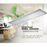 现代铝材办公照明灯具T5吊线支架 铝材灯 吊线灯