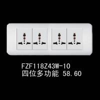 FZF118Z43W-10
