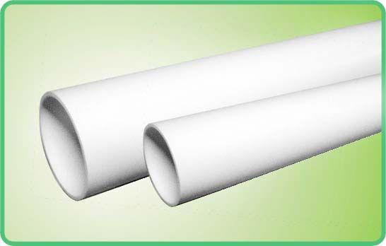 PVC-U排水压力管 -PVC U排水压力管