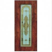 天丽木门实木玻璃门系列