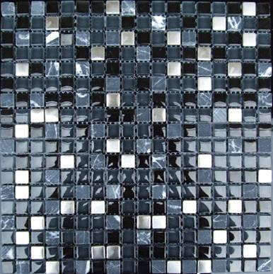 水晶金属混拼马赛克产品图片