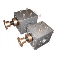 浙江木塑生產線專用熔體泵 浙江齒輪熔體泵