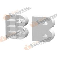 字母家具-B