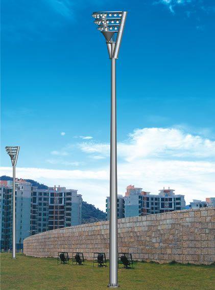 聊城太阳能路灯 高杆灯 LED节能灯