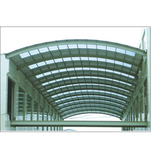 成都彩钢-钢结构工程