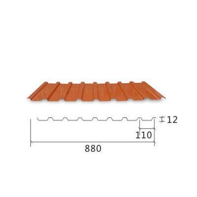 成都彩钢-预制金属板