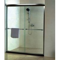 专业简易淋浴房 厂家供应大批量浴室隔断 淋浴门 挡水屏风