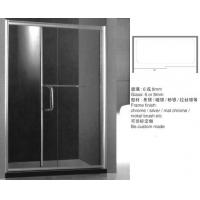 佛山专业简易淋浴房厂家直销,3C认证玻璃门,淋浴门