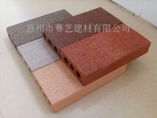 惠州陶土烧结砖