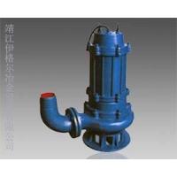 QW.WQ型无堵塞潜水排污泵