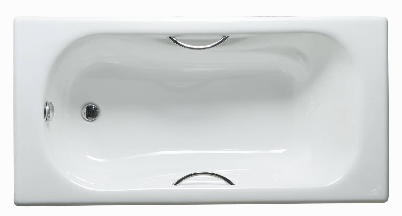 铸铁搪瓷浴缸(乐家马里布oem)