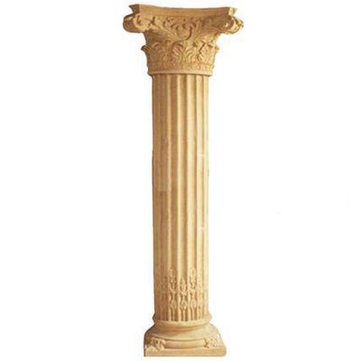 柱子 南充雕塑 巴洛克之风图片
