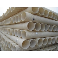 天津PVC双壁波纹管唐山UPVC排污管可定制