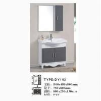 成都-可可国际卫浴-可米克pvc浴室柜