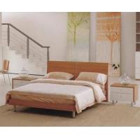 石家庄家具定做品牌 双人床 板式家具
