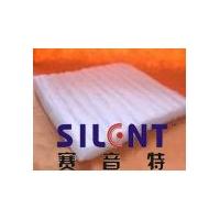 供应河南一航三聚氰胺环保吸音棉|吸音板|吸音材料|声学材料