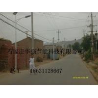 河北邯郸太阳能路灯生产出厂