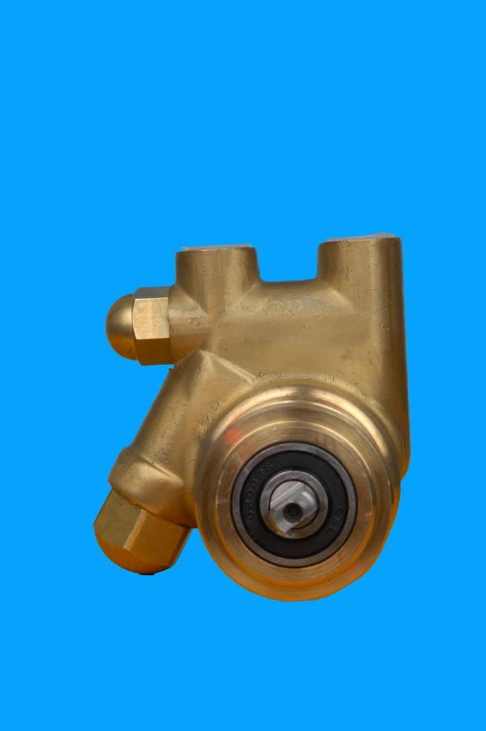 石墨水泵结构图