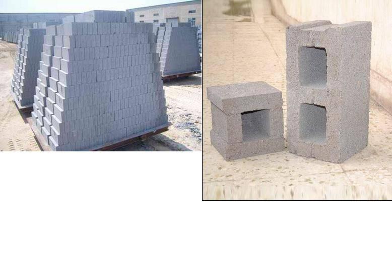 滕州砌块,标砖,木砖等建筑材料图片