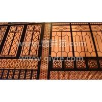 吊顶天花-幕墙-南京奇异特-艺术镂雕铝板