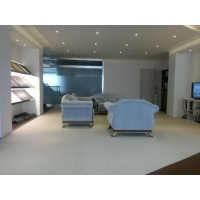 乙烯基编织纹地毯、艺术编织地毯、PVC编织纹地毯,新型铺地材