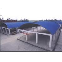 莱特钢构-拱型结构