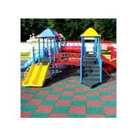 儿童活动场|安全地垫