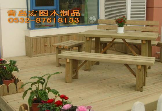 青岛宏图防腐木景观工程有限公司主要从事批发零售俄罗斯樟子松防腐