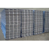 聚苯乙稀(EPS)瓦楞彩钢夹芯板