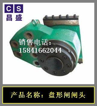 绞车的制动系统由盘形制动器和液压站图片