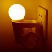 正品DOULEX小人夜灯 台灯 壁灯 光控感应 自动开关