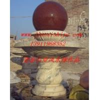 风水球 喷泉  园林雕塑