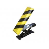黄色B4翻盖型遥控车位锁