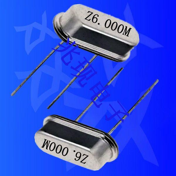 主要的常规产品技术指标: 圆柱晶振MHz系列: 2*6系列:12.000MHZ32.000MHZ 3*8系列:6.000MHZ60.000MHZ 3*9系列:3.579545MHZ6.000MHZ 3*10系列:3.579545MHZ5.000MHZ 49/U,49/S,49/SS,49/SSMD 本产品性能稳定,且耐高温;保证质量,按时交货,欢迎来电咨询. 以上产品我公司型号产品齐全,频点齐全,可偏频点可接受订货 更多产品详情可进入我公司官方网址http://www.