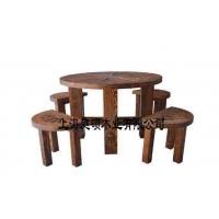 户外家具车轮桌凳(五件套)
