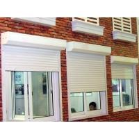 成都欧式铝合金防护卷帘窗系列