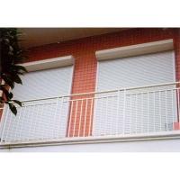 成都遥控欧式卷帘窗、外遮阳卷帘窗、防护卷帘窗