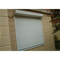 外遮陽卷簾窗--電動遙控