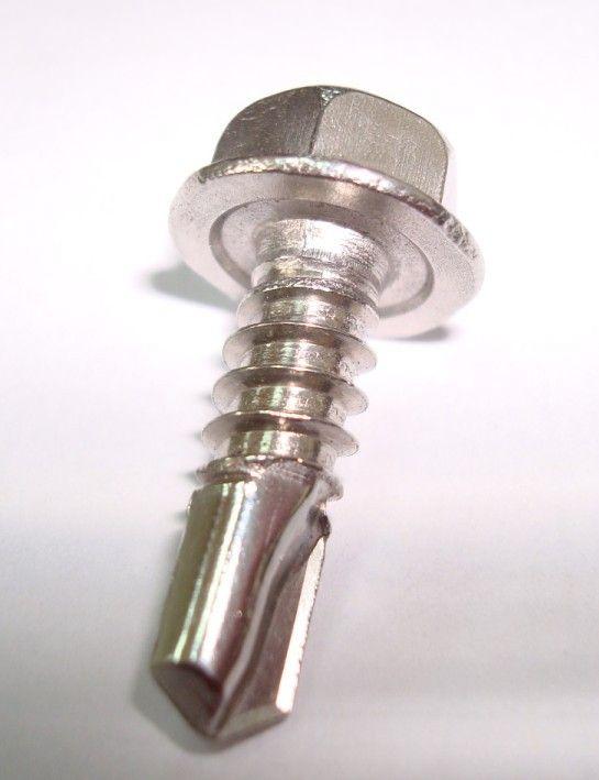 大连钻尾螺丝不锈钢钻尾螺丝,自攻自钻螺钉6.3*25
