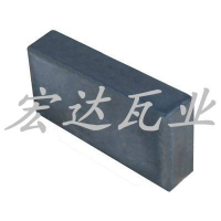 青铜瓦(麻面青砖)