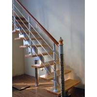 南京钢木楼梯-南京御步楼梯02