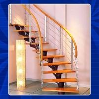 南京阁楼楼梯-南京御步楼梯02