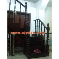 南京实木楼梯-2