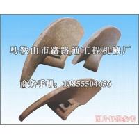 中外沥青摊铺机螺旋叶片、履带板、熨平板、护瓦