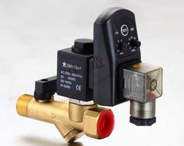 rpt-16b电子排水阀产品图片