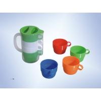 套装水杯 塑料套杯 广告套杯 礼品套杯