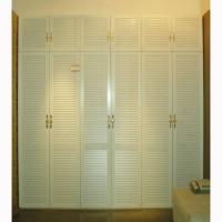 南京百叶衣柜移门-南京衣柜移门-整体衣柜门-汉森格尔家具-百